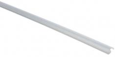 Профиль отделочный, Альта-Борд Стандарт белый, ВС-9,5